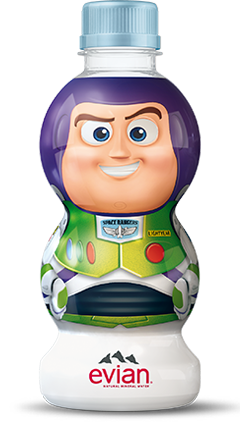 evian® Buzz Lightyear Water Bottle